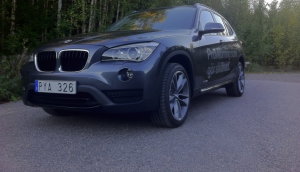 BMW X1 Hungry Eyes