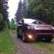Mitsubishi Outlander 2,2
