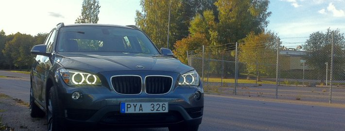 SUV-test: BMW X1 18d