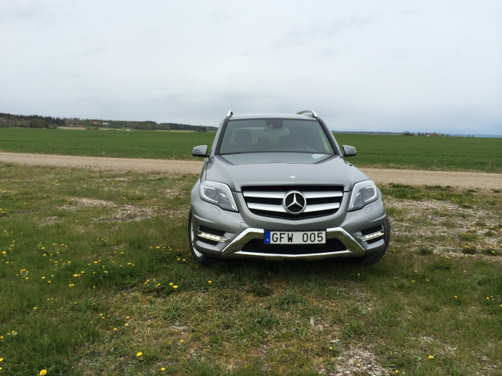 Front - Mercedes-Benz GLK 220 CDI
