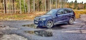 SUV-test: BMW X3 35d