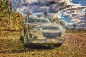 SUV-test: Chevrolet Captiva