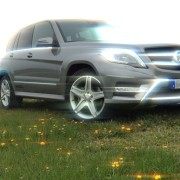 SUV-test: Mercedes GLK