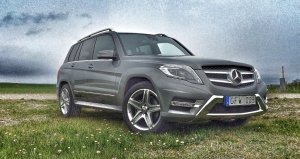 SUV-test: Mercedes-Benz GLK