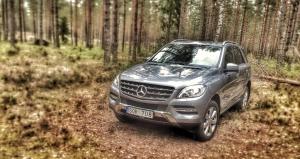 SUV-test: Mercedes ML