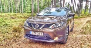 SUV-test: Nissan Qashqai