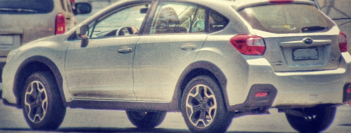 SUV-test: Subaru XV