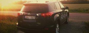 SUV-test: Toyota RAV4