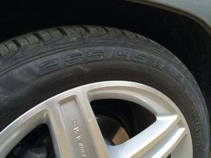 Säkerhet uppnås med rätt däck