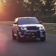 SUV-rekord på Nürburgring