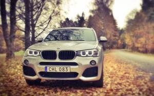 SUV-test: BMW X4