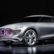 SUC: Mercedes G-Code