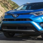 2016 Toyota RAV4 Hybrid (AWD-i)