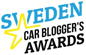 Sweden Car Blogger´s Awards 2015