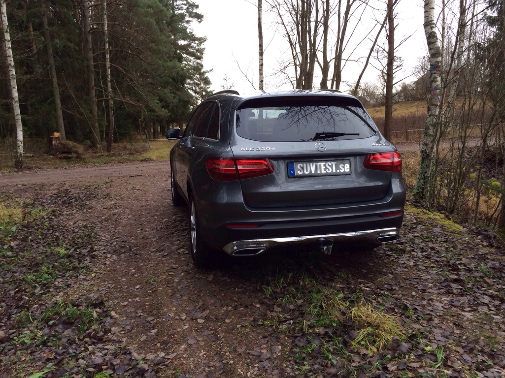 Mercedes-Benz GLC 200d