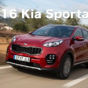 2016 Kia Sportage GT Line