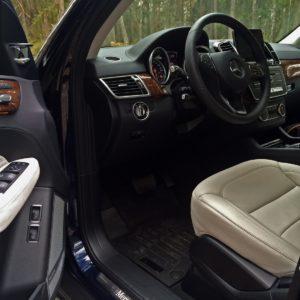 Förarplats - Mercedes GLS