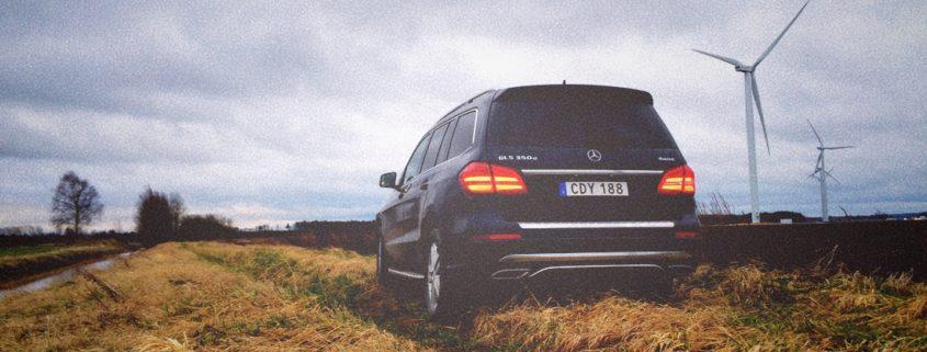 Mercedes GLS SUVTEST.se