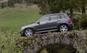 Mercedes-Benz GLK 250 4MATIC