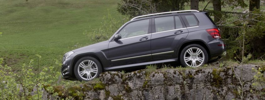 Mercedes-Benz GLK 250 4MATIC