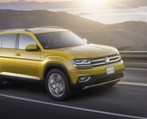 Volkswagen Atlas (USA)