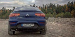 SUVTEST 250d / Rear