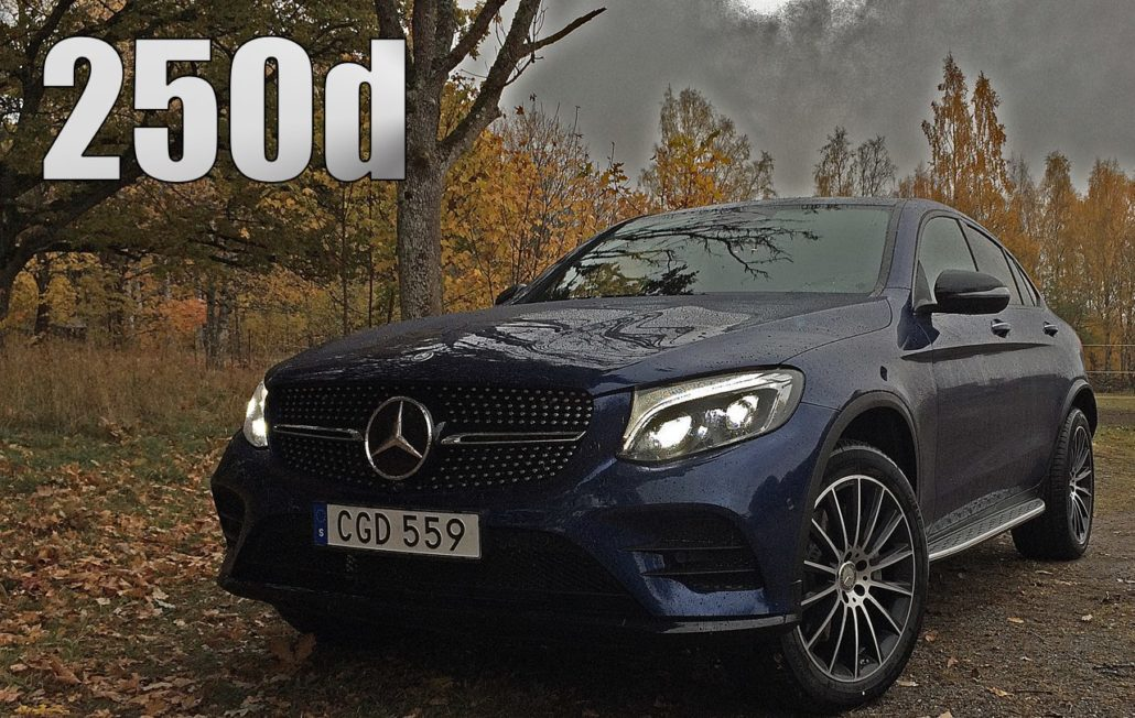 GLC 250d Front/Side