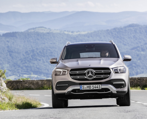2019 Mercedes-Benz GLE