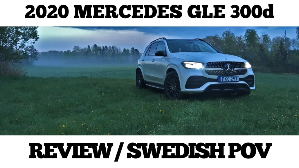 Video om Mercedes GLE 300d