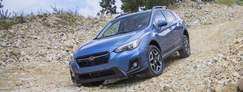 SUV-test: 2018 Subaru XV