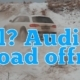 Offroad med Audi A4 Allroad