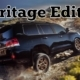 2020 Land Cruiser Heritage Edition