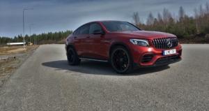Därför kostar Mercedes-AMG GLC 63 S över 1,000,000 kr