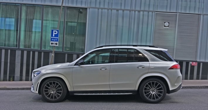 2019 Mercedes-Benz GLE 300d