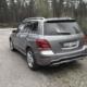 Hur låter en Mercedes GLK 220 CDI?