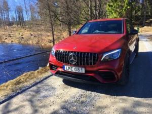 [SUV-test] Mercedes-AMG GLC 63 S 4MATIC+ Coupé